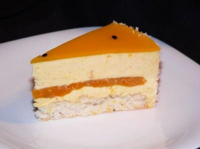 Торт манговый мусс рецепт