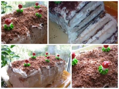Французский крепвиль торт где купить фото 9