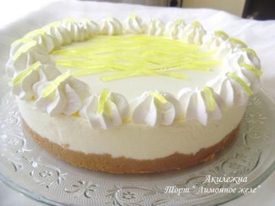 Торт желе самое интересное в блогах