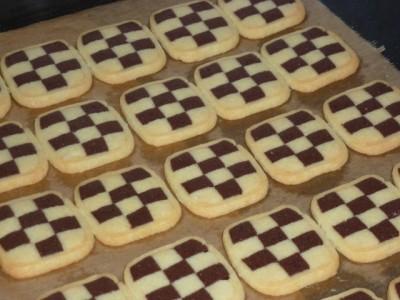 рецепт из остатков белого печенья