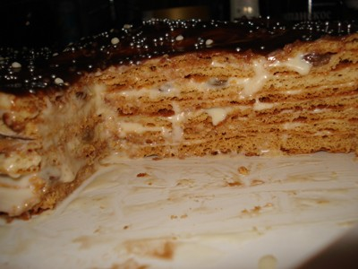 фото торт папирус