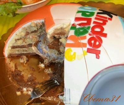 Торт дамский каприз с медом фото 2