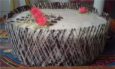 Бортик для торта