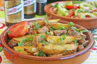 кавказская кухня рецепты с фото из мяса