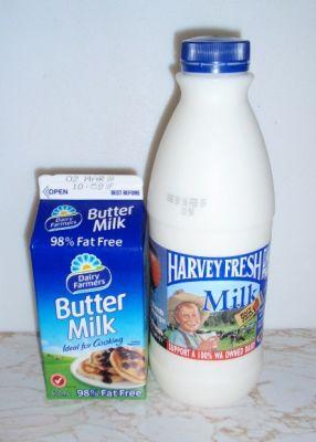 Как из домашнего молока сделать обезжиренное