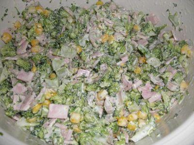 Рецепт салата виола