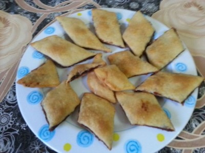 арабское печенье с фиником рецепт с фото