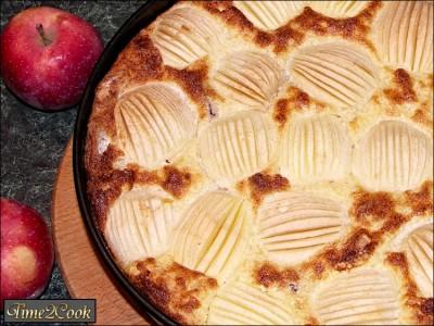 Артикул: яблочный пирог с рисом марки