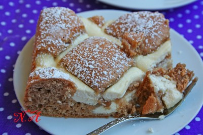 Пирог Стеганное одеяло - рецепт пошаговый с фото