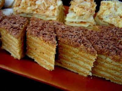 рецепты армиански пирожное