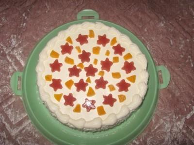 Торт поли робокар кремовый фото 6