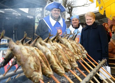 Когда день корюшки в санкт петербурге 2018