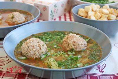 Турецкое блюдо рис с мясом