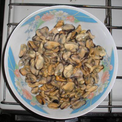 рецепты супов из замороженных мидий