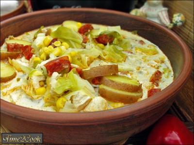 Блюдо из макарон с сыром рецепты