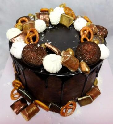 оформление тортов фото для мужчины