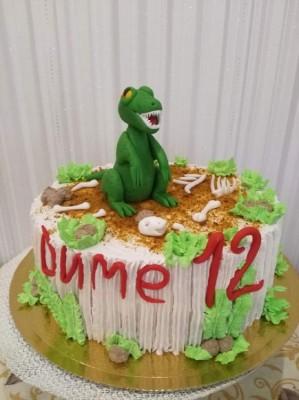 Торт вкусный из сгущенки фото 10