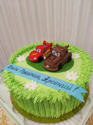 Красивые торты для девочки на 1 годик фото 2