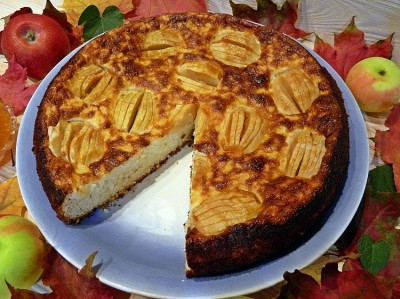 ОЗНАЧАЕТ яблочный пирог с рисом говорилось, что холодное