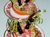 Салат порционный Гавайские острова