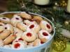 «Husarenkrapferl»печенье к рождеству