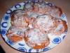 Морковно-яблочные сырники в ванильном соусе