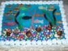 Aquarium-Torte