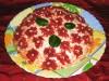 Салат «Фиалки» или сыр в «шубе»