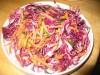 Салат из красной капусты...