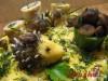 Салат с маринованными...