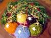 Салат «Новогодняя веточка»