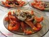 Салат «легкий» с орехами