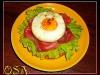 Яйца запеченные в формочках для маффинов