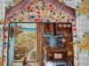 Волшебные скорлупки (мозаика, кракле) в декупаже