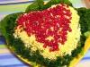 Салат «Рубиновое сердце»