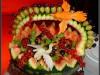 Карвинг - декоративная резка по овощам и фруктам