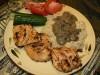 Шашлык (или мясо гриль)...