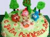Тортики от Алеksы. (украшение тортов)