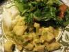 Рыбное филе по-индийски