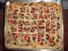 Пицца большая на протвень
