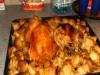 Рождественская курочка с картошкой