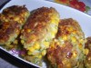 Вегетарианские котлетки  без яиц