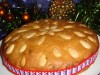 Рождественский фруктово-ореховый кекс