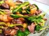 Тёплый салат  Энигма