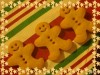 Gingerbread men-Имбирные человечки