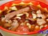 Суп со свининой,фасолью..(Sopa de pedra-португальская кухня)