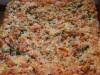 Пицца с помидорами в чесноке
