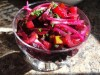 Салат со свеклой легкий и вкусный