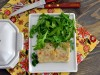 Рыбный террин с морепродуктами