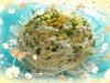 Сочный салат из реттиха